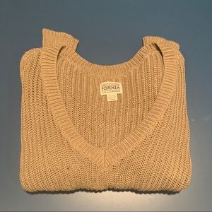 VS Pink Knit sweater